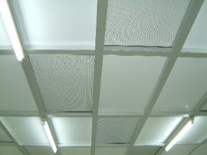 Clean Room Ceiling System B